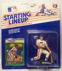 1988  GREGG JEFFRIES - Starting Lineup - SLU - Sports Figurine - NEW YORK METS