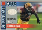 2003 TOPPS JERSEY CARD TERRELL SUGGS RAVENS