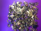 Brass Stampings Scrapbooking Jewelry Collage 1 2 pound Assorted Shapes Bag 2