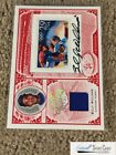 2005 Leaf Stamps Signature Prime Olympic Billy Williams Auto Patch 10, *SEWALL*