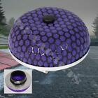 2.5 High Flow Washable Cold Air Turbo Mushroom Intake Filter W Clamp Purple