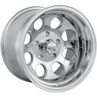 16x8 Polished Alloy Ion Style 171 5x55 5 Rims Federal Couragia MT LT265 75R16