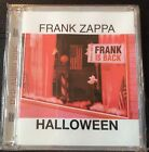 Frank Zappa Halloween Live In NYC 1978 Rare Deleted DVD Audio DTS+Stereo VG Cond