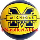 NCAA University of Michigan Wolverines Basketball Keychain College Collectibles