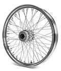 WHEEL, 23X3.5 BILLET HUB 60 SPKE, DDISC