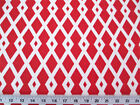 Discount Fabric Robert Allen Upholstery Drapery Graphic Fret Pomegranate EE32