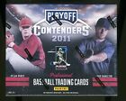 2011 Playoff Contenders Baseball FACTORY SEALED Hobby Box MIKE TROUT RC?