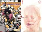 WALKING DEAD 178 Cover SET A  Sienkiewicz PRESALE