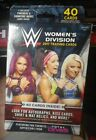 2017 TOPPS WWE WOMEN'S DIVISION HANGER BOX (40 CARDS) POSSIBLE AUTO RELIC HOT