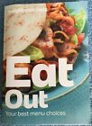 2014 Weight Watchers Books Eat Out Restaurant Menu Options Points Plus