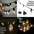 Lampat String Lights, Vintage Backyard Patio Lights with 25 Clear Globe...