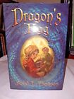 Dragons Egg Sarah L Thomson Hardcover Signed and Inscribed Fast Shipping