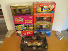 Rich Bickle Collection - Lot of (9) 1:24 cars in boxes
