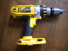DeWalt DC925 XRP 18v Cordless Combi Hammer Drill  spares or repair switch broken