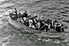 1912 RMS TITANIC LIFEBOAT SURVIVORS 8X10 PHOTO WHITE STAR LINE SHIP OCEAN LINER