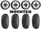 Kit 4 GBC Kanati Terra Master 27x9-14/27x11-14 on Frontline 556 Machined IRS