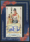 2011 TOPPS ALLEN GINTER AUTOGRAPH PICABO STREET AUTO USA GOLD MEDAL OLYMPICS SKI
