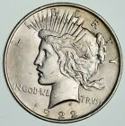 Early 1922 Peace Silver Dollar 90 Silver US Coin 185