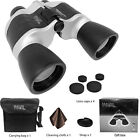 10x50 Quality Powerful 10x Magnification Birdwatching Astronomy Binoculars BAK 4