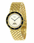Chopard Luna D'oro Moon Phase 18k Yellow Gold Midsize Quartz Watch