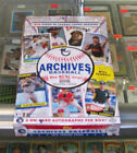 2015 TOPPS ARCHIVES BASEBALL HOBBY EDITION SEALED BOX-2 AUTO'S