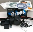 Canon EOS Rebel SL1 100D 180MP Digital SLR Camera Body 2200 Shutter Count