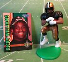1999   RICKY WILLIAMS - Starting Lineup - Figure & Card  - NEW ORLEANS SAINTS