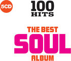 Various Artists - 100 Hits: Best Soul Album / Various [New CD] Boxed Set, UK - I