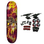 PLAN B Skateboard Complete DUFFY D 800 Pro Spec 83