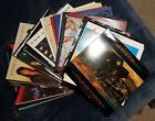 Lot of 35 Unique 33 RPM 12 LP Records from 1970s and 1980s Many Genres
