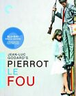NEW Pierrot Le Fou Blu ray Jean Luc Godard Criterion SEALED OOP
