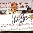 Dale Earnhardt 1993 WINSTON CUP CHAMP ACTION PACKED OVERSIZE signed 8x10 photo