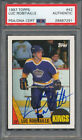 Luc Robitaille Cards, Rookie Cards and Autographed Memorabilia Guide 33