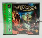 Sony Playstationn 1 PS1 Greatest Hits THE LEGEND OF DRAGOON RPG