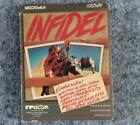 Rare Infidel Tandy TRS-80 Color Computer 2 Infocom CoCo 1984 text video game