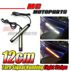 Front Fairing Turn Signal LED Strip Lights 120mm For Boulevard M109R M50 VZ1500