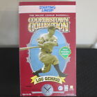 Cooperstown Collection 12 inch Starting Lineup Lou Gehrig Yankees  New in Box