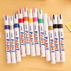 Permanent Diy Art Oil Paint Marker Pen For Rubber Glass Metal Tyres Bin Number