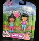 New Fisher Price Dora The Explorer Playtime Together Dora and Me Play Dates