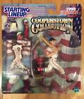 Ted Williams Red Sox 1999 Cooperstown Baseball Starting Lineup w card