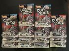 Hot Wheels COP RODS Lot Of 14 From 1999 With Real Riders