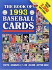 The Book of 1993 Baseball Cards Illustrated (1993, Hardcover)