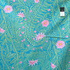 Kaffe Fassett PWGP147 Ferns Turquoise Cotton Quilting Fabric By The Yard