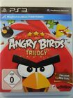 !!! PLAYSTATION PS3 SPIEL Angry Birds Trilogy, gebraucht aber GUT !!!