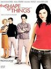 The Shape of Things DVD 2003