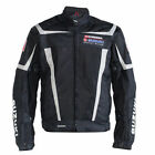 NEW YOSHIMURA SUZUKI MENS MESH MOTORCYCLE JACKET 990A0 21211