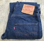 VTG 80s LEVI 501 Button Fly Made In USA Bar Tack Denim Jeans 30x33 28x30 MINT
