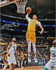 Lonzo Ball Los Angeles Lakers Autographed 16