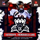 2015 PANINI GRIDIRON KINGS FOOTBALL HOBBY 15 BOX CASE