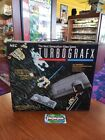 TURBO GRAFX 16 SYSTEM PAL (NOT USA) IN BOX AMAZING CONDITION! MUST SEE!